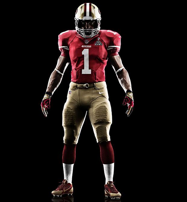 49ers-SuperBowl2012-Uniforms