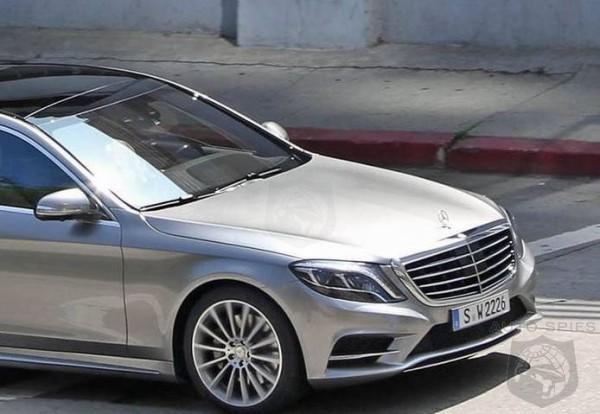 Mercedes-Benz S-Class 2014 11