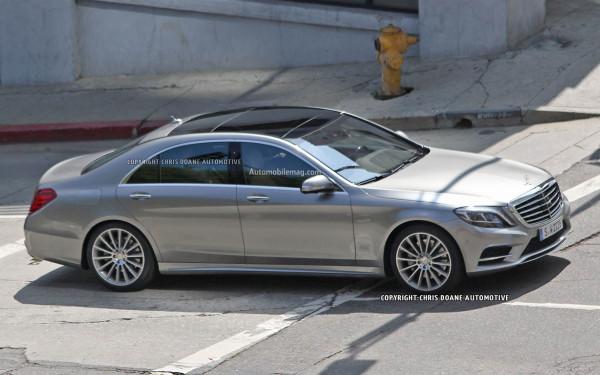 Mercedes-Benz S-Class 20142