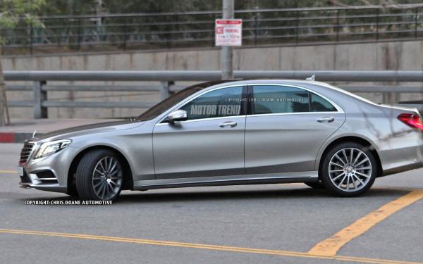 Mercedes-Benz S-Class 20143