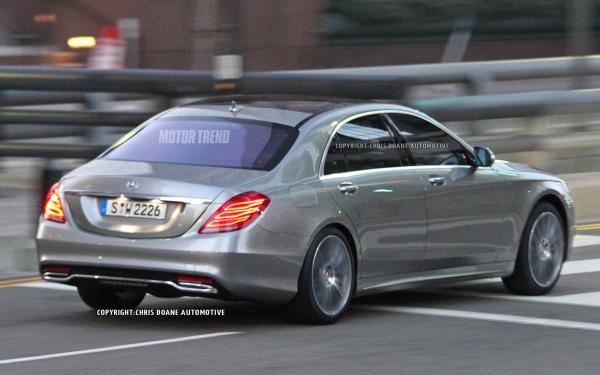 Mercedes-Benz S-Class 20144