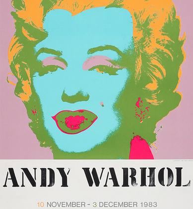 Marilyn Monroe 1983