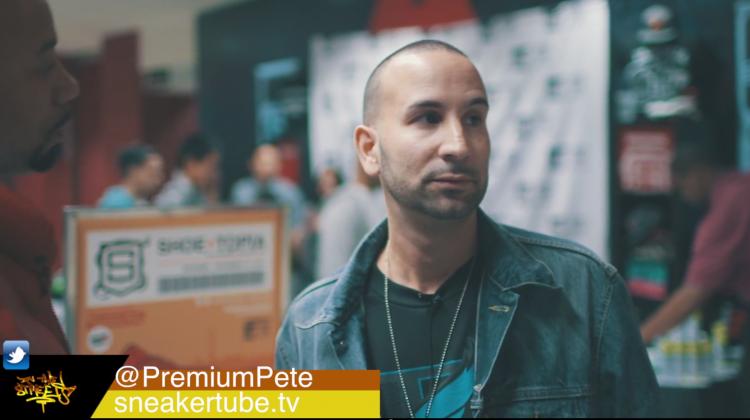 Premium Pete In The Streets Shoetopia DC 2013 Video Recap