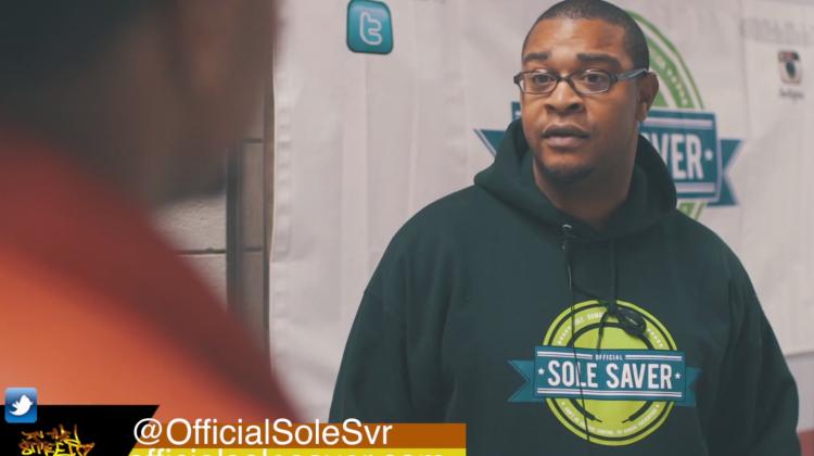 Sole Saver 6 In The Streets Shoetopia DC 2013 Video Recap