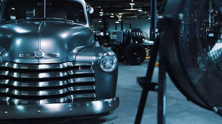 ICON Chevy Thriftmaster Truck | Roads And Rides1