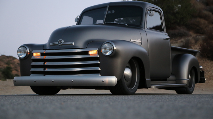 ICON Chevy Thriftmaster Truck | Roads And Rides11