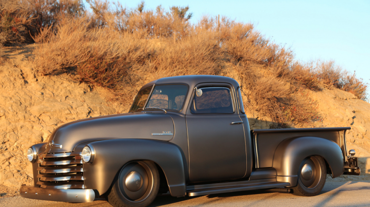 ICON Chevy Thriftmaster Truck | Roads And Rides12