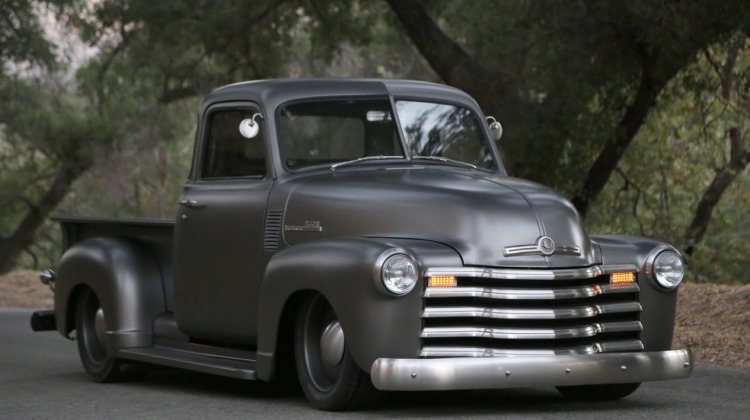 ICON Chevy Thriftmaster Truck | Roads And Rides14