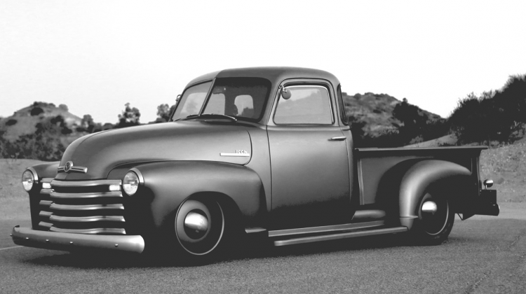 ICON Chevy Thriftmaster Truck | Roads And Rides15