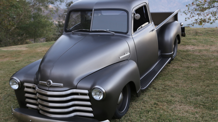 ICON Chevy Thriftmaster Truck | Roads And Rides16