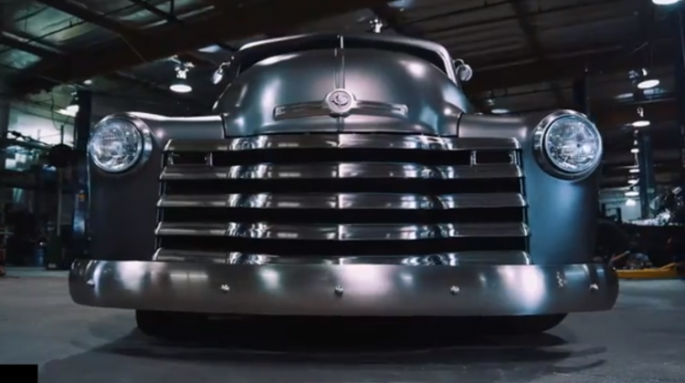 ICON Chevy Thriftmaster Truck | Roads And Rides5