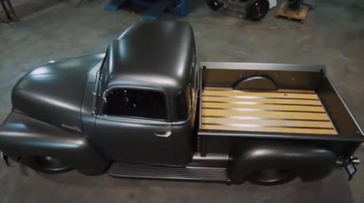 ICON Chevy Thriftmaster Truck | Roads And Rides8