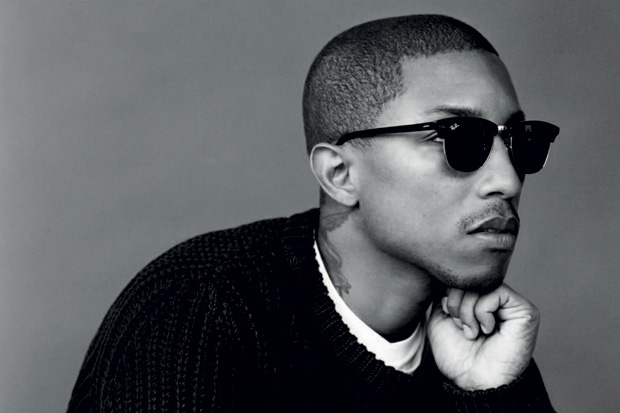 Pharrell Interview with Hard Knock 2014