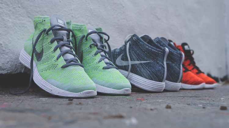 Nike Flyknit Chukka Pack