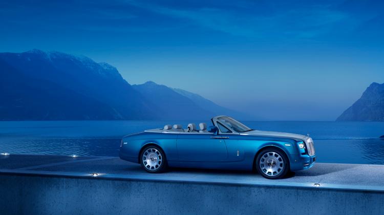 Rolls-Royce Phantom Drophead Coupe Waterspeed 2
