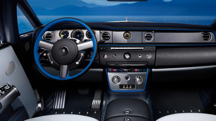 Rolls-Royce Phantom Drophead Coupe Waterspeed 4
