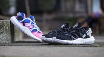 Nike-Huarache-NM-Black-Pink-1
