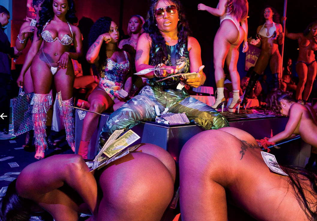 Black strip clubs in las vegas
